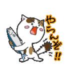三毛ぬこ こめ&じぇすちゃ(個別スタンプ:39)