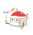 メリークリスマスくん(個別スタンプ:6)