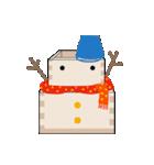メリークリスマスくん(個別スタンプ:7)