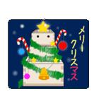 メリークリスマスくん(個別スタンプ:8)