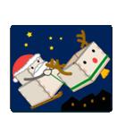 メリークリスマスくん(個別スタンプ:12)