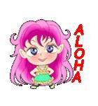 ハワイの天使アネラ(個別スタンプ:13)