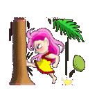 ハワイの天使アネラ(個別スタンプ:31)