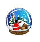 くまモンのスタンプ(クリスマス)(個別スタンプ:24)
