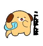 毎日干支【戌】(個別スタンプ:3)