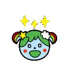 スター犬&地球ちゃん(個別スタンプ:33)