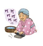 ゆるっと桃太郎さん(個別スタンプ:03)