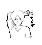 ドキドキ美少年スタンプ(個別スタンプ:21)