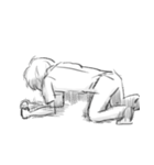 ドキドキ美少年スタンプ(個別スタンプ:23)