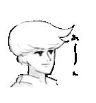 ドキドキ美少年スタンプ(個別スタンプ:26)