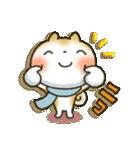 「まるちゃん」Enjoy冬パック(個別スタンプ:40)