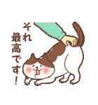 猫しぐさ(個別スタンプ:23)