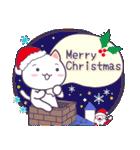 【冬・年末年始用】まるねこ。(個別スタンプ:30)