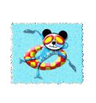 居眠りパンダ1(個別スタンプ:30)