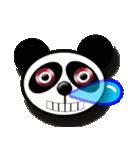 居眠りパンダ1(個別スタンプ:31)