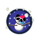 居眠りパンダ1(個別スタンプ:32)