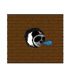 居眠りパンダ1(個別スタンプ:33)