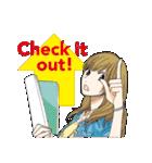 【5→9】オトナの上から目線スタンプ(個別スタンプ:20)
