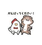 柴さんと手羽崎さん6(個別スタンプ:6)