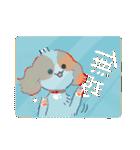冬犬物語(個別スタンプ:06)