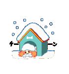 冬犬物語(個別スタンプ:19)