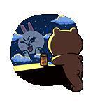 かまちょブラコニ☆ラブスタンプ(個別スタンプ:18)