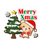 敬語くまさんのクリスマス&お正月(個別スタンプ:02)