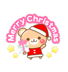 敬語くまさんのクリスマス&お正月(個別スタンプ:06)