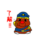 がんばれ!ゴン太くん(個別スタンプ:36)