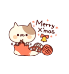 ぶちネコさん~正月&冬~(個別スタンプ:05)