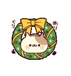 ぶちネコさん~正月&冬~(個別スタンプ:08)