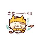 ぶちネコさん~正月&冬~(個別スタンプ:10)