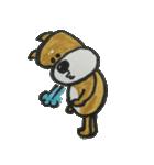 憂鬱な犬(個別スタンプ:01)