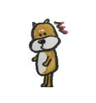 憂鬱な犬(個別スタンプ:2)