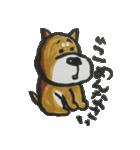 憂鬱な犬(個別スタンプ:18)