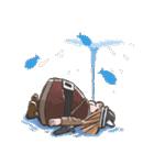 小さなバイキングビッケ(個別スタンプ:38)