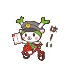 ふっかちゃんお正月セット(個別スタンプ:23)