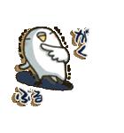 白インコさん(個別スタンプ:31)
