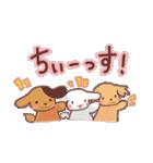 わんこづくし(個別スタンプ:05)