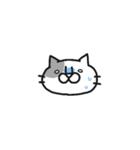 猫のグリース(個別スタンプ:34)