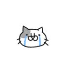猫のグリース(個別スタンプ:35)