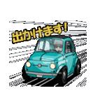めっちゃ!キュートな車(個別スタンプ:01)