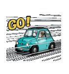 めっちゃ!キュートな車(個別スタンプ:02)