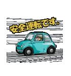 めっちゃ!キュートな車(個別スタンプ:03)