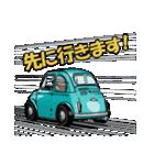 めっちゃ!キュートな車(個別スタンプ:06)