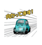 めっちゃ!キュートな車(個別スタンプ:08)