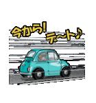 めっちゃ!キュートな車(個別スタンプ:10)