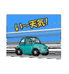 めっちゃ!キュートな車(個別スタンプ:11)