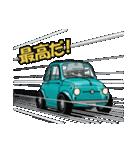 めっちゃ!キュートな車(個別スタンプ:12)