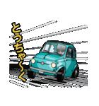 めっちゃ!キュートな車(個別スタンプ:13)